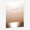 Rouwkaart Zeilbootje in zee