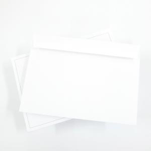 Rouw envelop A5 formaat